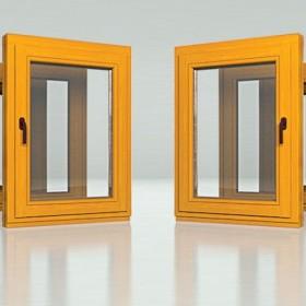 Okna z niewidocznymi zawiasami - estetyka bez kompromisów