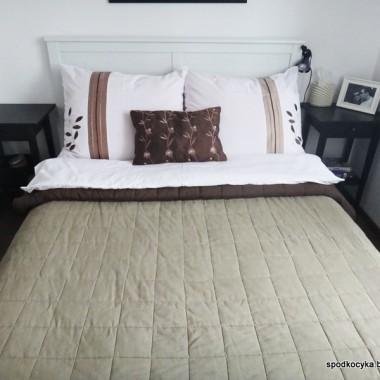 Sypialnia - marzą mi się nowe lampki nocne