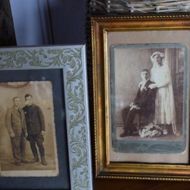 kolejna stara fotografia ślubna do kolekcji :)