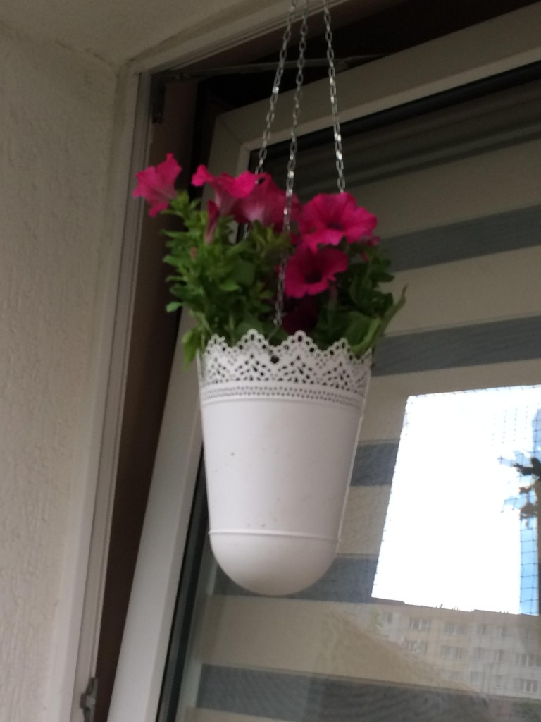 Balkon, Balkon 4x1,5