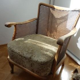 Sprzedam fotel w stylu chippendale