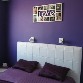 Sypialnia, bogatsza o kilka dodatków :)