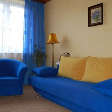 Pokój niebieski