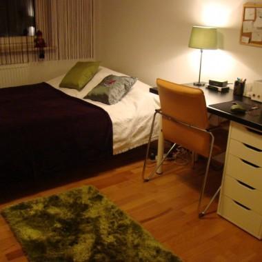 sypialenka z miejscem do pracy