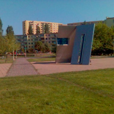 Czy wiecie gdzie to jest?Znalazłam ten urokliwy zakątek otoczony wielkim blokowiskiem.