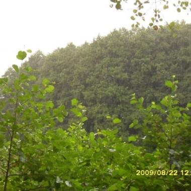 tego dnia lało..