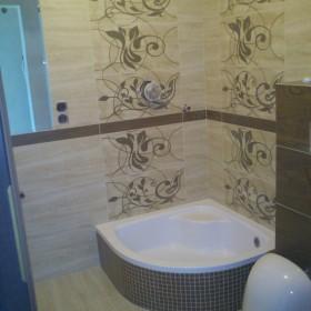 Nasz domek - Mała łazienka na dole