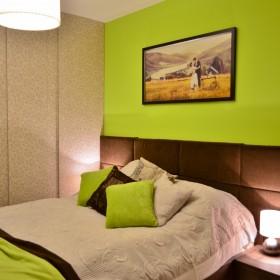 Zielono mi w Mojej sypialni