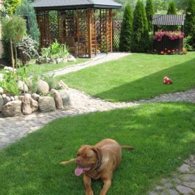 Ogród -  nasze małe miejsce odpoczynku!!!