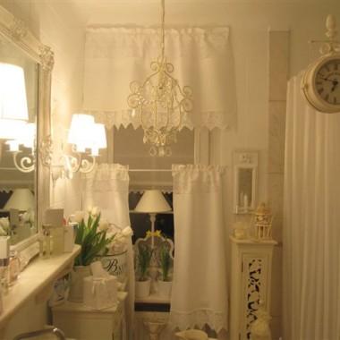 Każdego ranka spędzam tu sporo czasu... Przebywanie w łazience wprawia mnie we wspaniały nastrój, wychodzę z niej wypoczęta i zrelaksowana :)