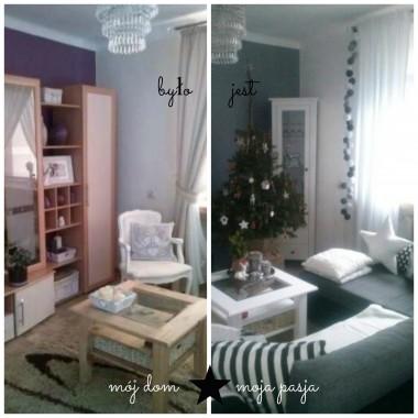 ♥Nastały kolejne zmiany w naszym domu :)Brak funduszy na wszystko sprawia, że po kolei wymieniam stare na nowe.Oto kilka zdjęć po zmianach :)Zapraszam na bloga http://mojdom-mojapasja.blogspot.com/Przepraszam za jakość zdjęć