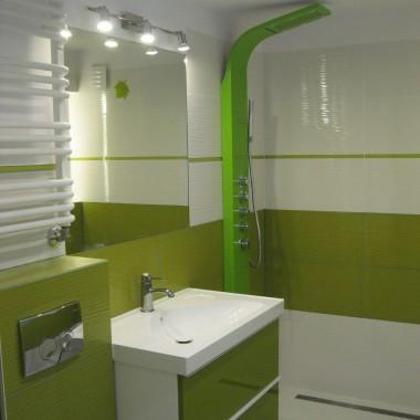 Łazienka - coś z niczego !