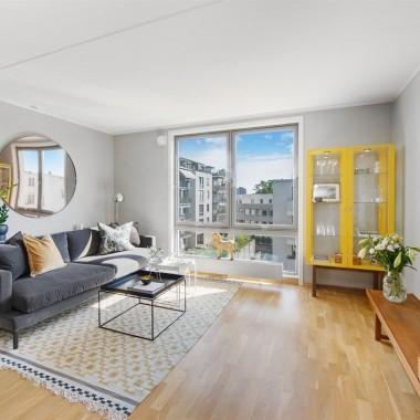niewielkie mieszkanko - Oslo