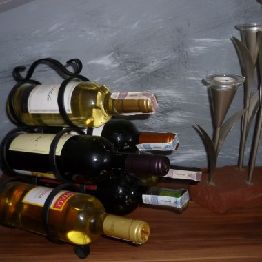 Wino w roli głównej:)