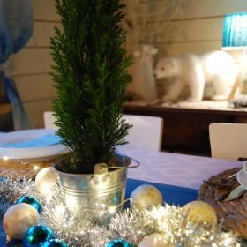 Święta w sielskim domku.