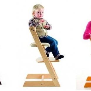 kultowy tripp trapp marki stokke krzeslo rosnie wraz z dzieckiem