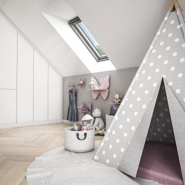 Projekt pokoju dla pięciolatki :)