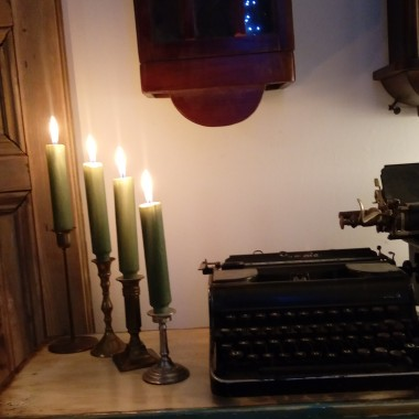 Świąteczne fotki z mojego salonu :)
