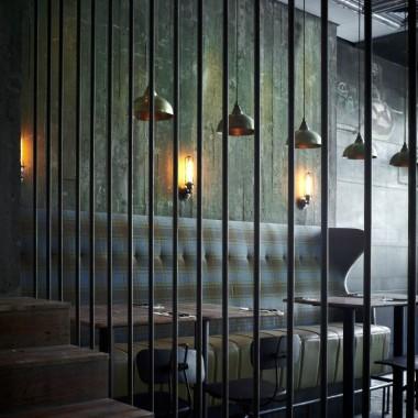 Matto restaurant w Szanghaju