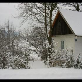 Nasz domek w Bieszczadach