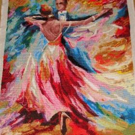 Taniec miłości L. Afremowa