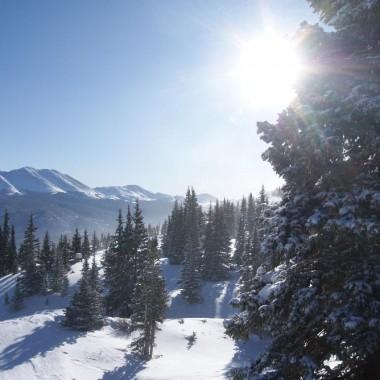 Zima w Colorado