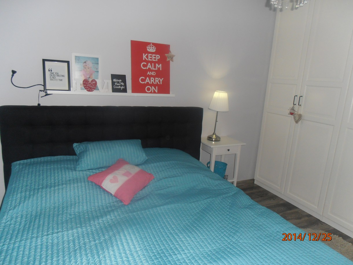 Sypialnia, Moje:-)