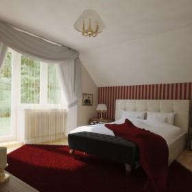 Sypialnia w klasycznym wydaniu