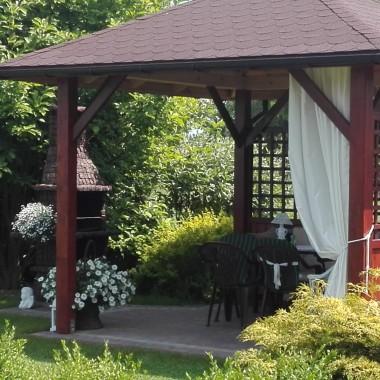 W lipcowym ogrodzie:)