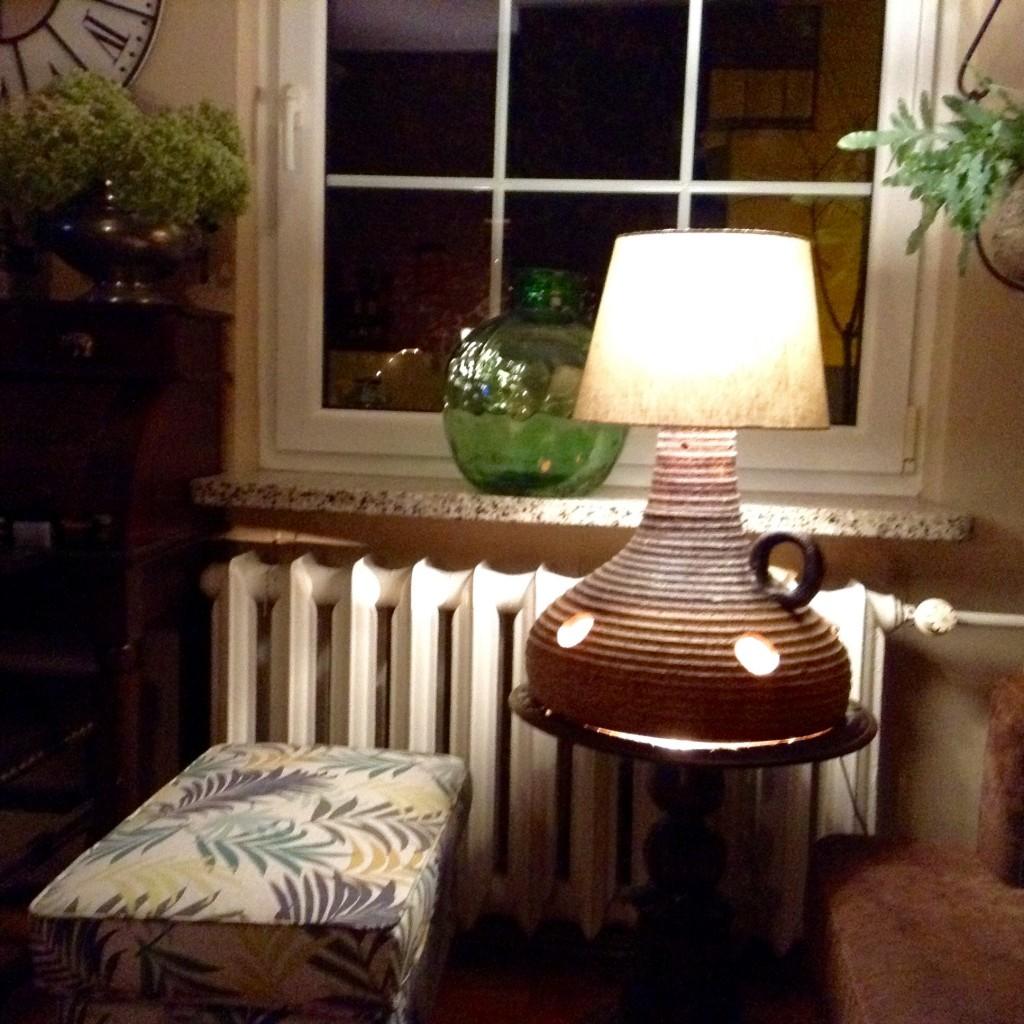 Historia pewnej lampy