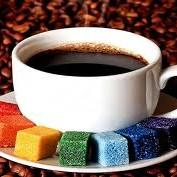 Kawa ładnie podana....zapraszam :)
