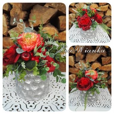 Kompozycje kwiatowe -całoroczne:))