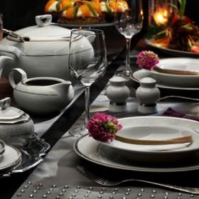 Romantyczna kolacja bez faux pas
