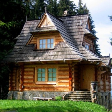 Drewniane domki