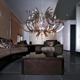 ZACZAROWANE WNĘTRZA - dom 180 m2 pod Krakowem