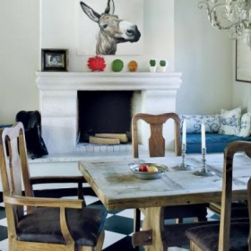 Dom w stylu eklektycznym