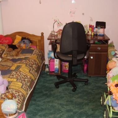 Pokój mojej 7 letniej córki