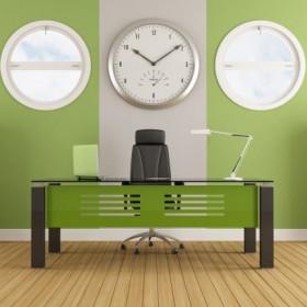 Moda na zieleń - soczyste ściany i dekoracje!