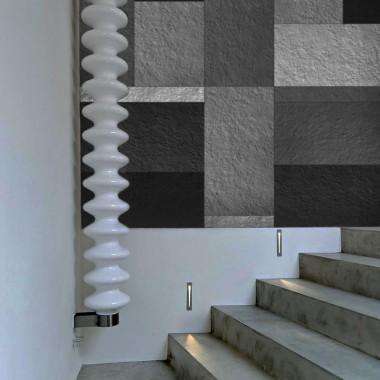 Mozaika LAVA wulkaniczna z betonu architektonicznego Luxum.