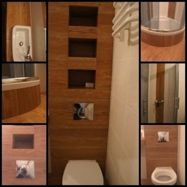 Fajna łazienka