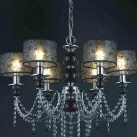 Kryształowe lampy
