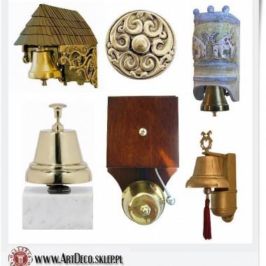 Elektryczne dzwonki domowe i przemysłowe