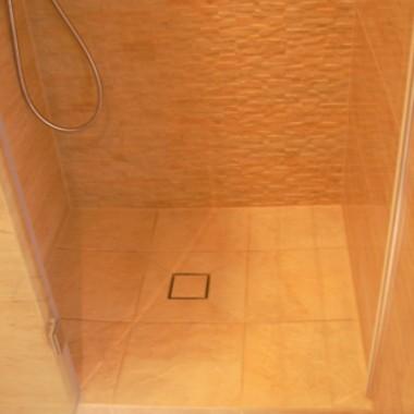 Przy odpowiednio wykonanej izolacji przeciw wodnej można zrezygnować z brodzika.