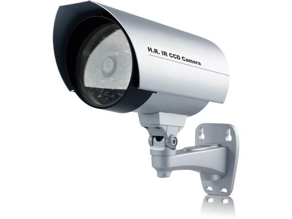 Instalacje, Telewizja przemysłowa CCTV - kamery - Kamery hermetyczne