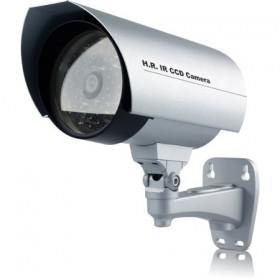 Telewizja przemysłowa CCTV - kamery