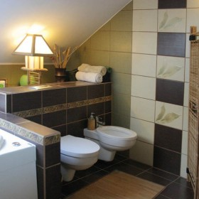 łazienka - moja czarna afryka :)