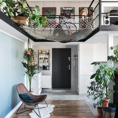Pofabryczna przestrzeń idealnym miejscem na loftowe mieszkanieZdjęcia: Martyna RudnickaAutor: Robert Pieńkowski