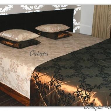 Nowoczesne narzuty na łóżka
