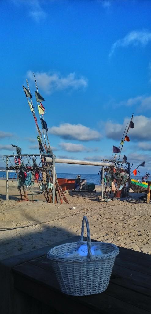 Dekoratorzy, Czas na serduszka....................... - ..............i przystań rybacka..................