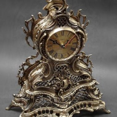 Zegar bufetowy Kratka duża